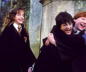 article, ron weasley, and harry potter image