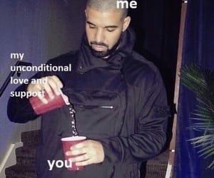 Drake, meme, and reaction image