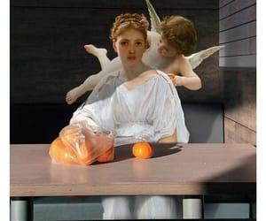 aesthetics, angels, and greek image