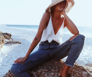 summer, style, and jeans image