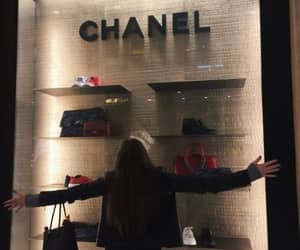chanel, girl, and luxury image