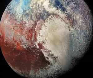 nasa, planets, and pluto image
