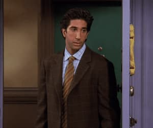 gif, ross, and friends image