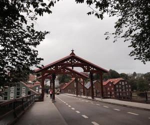bridge, trondheim, and norway image