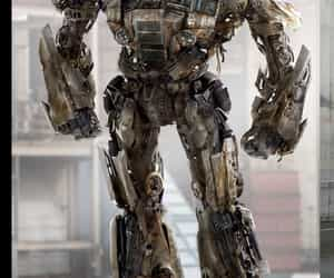 optimus prime, rusty, and transformers image