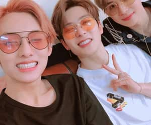winwin, jaehyun, and jungwoo image