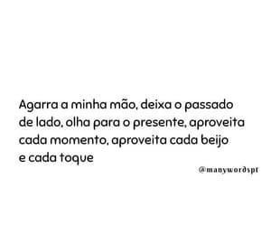 frases de amor, frases em português, and ele e ela image