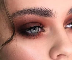 article, thick brows, and tricks image