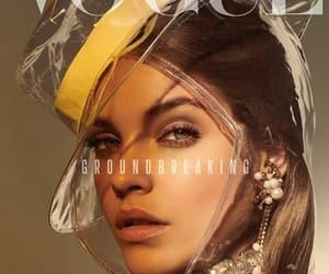 magazine, model, and models image