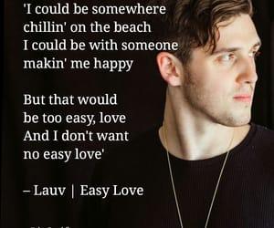 letras, Lyrics, and easy love image