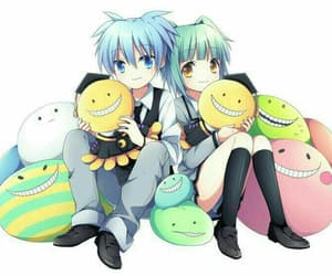 assassination classroom, anime, and koro sensei image