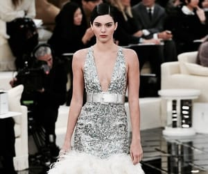 chanel, kendall jenner, and fashion image