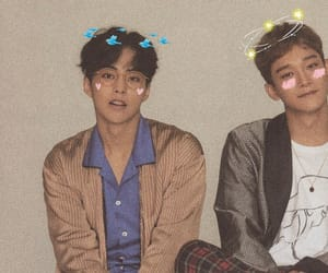 Chen, edit, and kpop image