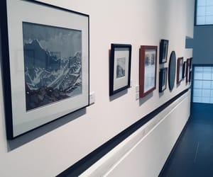aesthetic, frame, and paintings image
