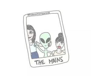transparent, alien, and overlay image