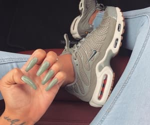 shoes and nails image