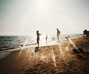beach and photography image
