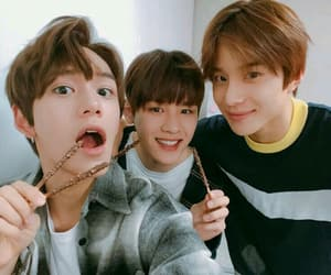 nct, jungwoo, and kun image