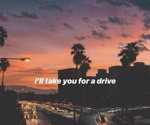 aesthetic, drive, and Lyrics image