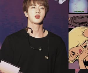 aesthetic, jin, and tumblr image