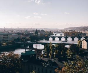 europe, prague, and travel image