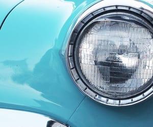 aqua, blue, and cars image