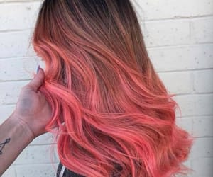 pink, goals, and hair image