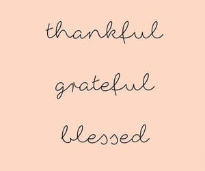 grateful, wallpaper, and thankful image