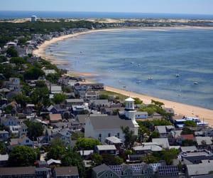 coast, provincetown, and coastal image