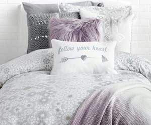bed, happy, and bedroom image