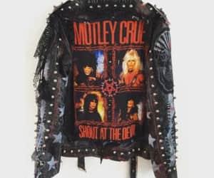 biker jacket, etsy, and halloween costume image