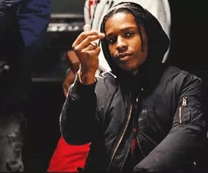 gif, money, and asap rocky image