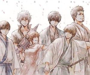 gintama, anime, and kagura image
