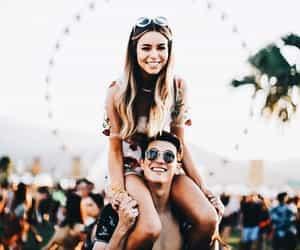 coachella and couple image