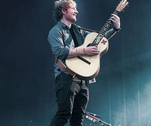 ed sheeran and guitar image