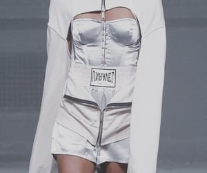 aesthetic, clothes, and runway image