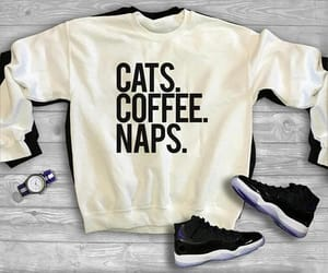 cat, fashion, and cat lover gifts image