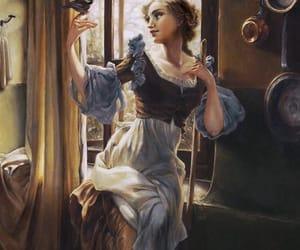 artist, disney, and principesse image