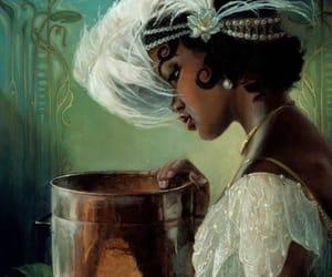artist, disney, and princess image