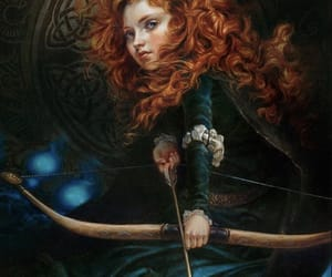 merida and princess image