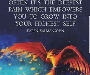 pain, phoenix, and quotes image