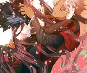 anime, rin, and fate stay night image