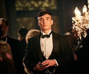 peaky blinders, thomas shelby, and tommy image