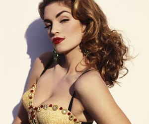 beauty, style, and cindy crawford image