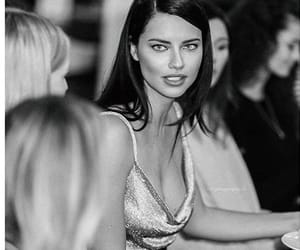 Adriana Lima, brunette, and pretty image