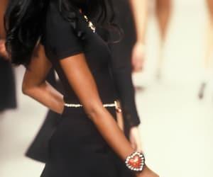 Naomi Campbell, beautiful, and model image