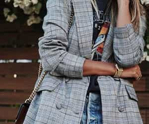 jacket, outfit, and fashion image