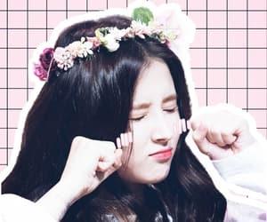 Nancy, kpop edits, and kpop background image
