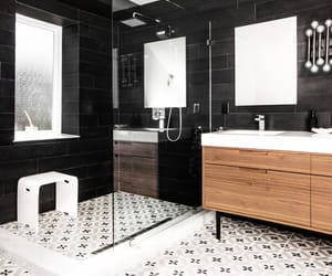 bathroom, casa, and classic image