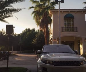 house, range rover, and sport image